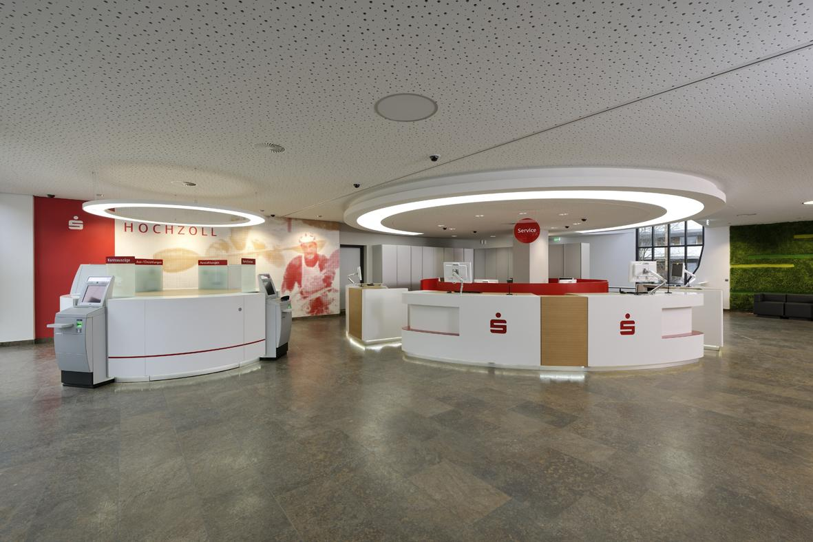 Innenarchitektur Augsburg stadtsparkasse augsburg filiale hochzoll innenarchitektur büro kolb
