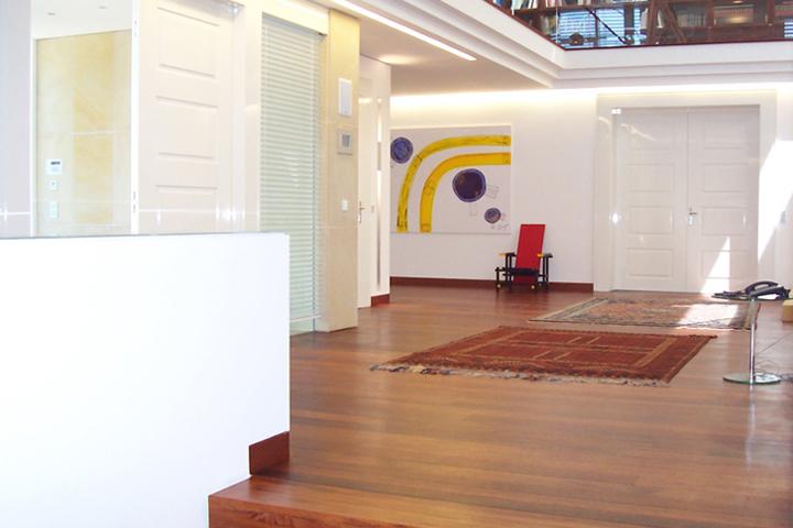 Innenarchitektur Augsburg villa mit garten am waldrand in augsburg innenarchitektur büro kolb